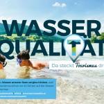 Tourismusdrin Wasserqualität